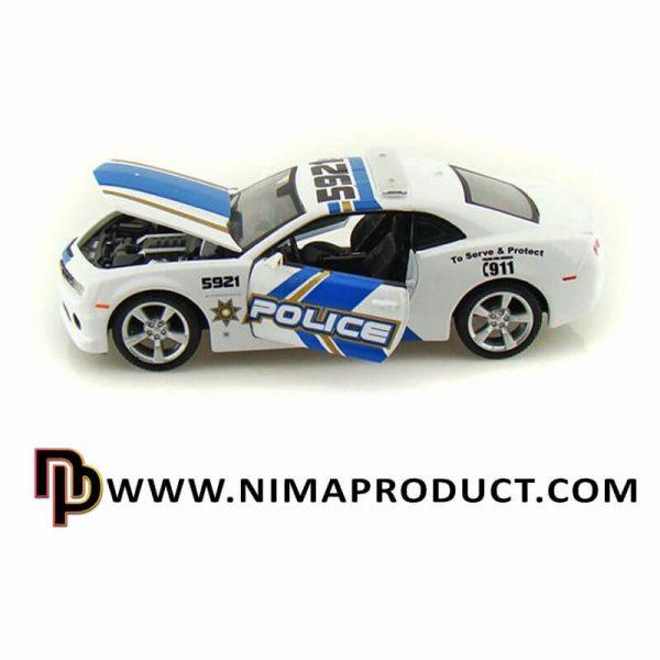 ماکت فلزی مایستو مدل Chevrolet Camaro SS RS 2010
