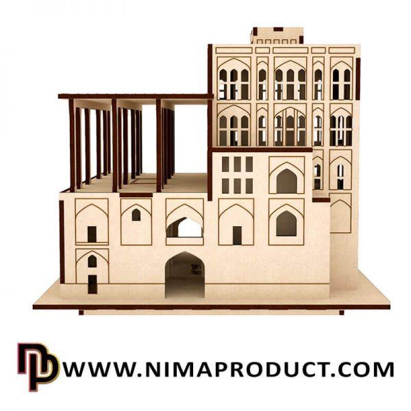 پازل سه بعدی عمارت عالی قاپو سایز متوسط آیتم 111353