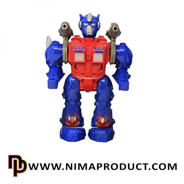 ربات موزیکال Deform robot مدل 8802