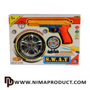 تفنگ و سیبل Swat مدل H18