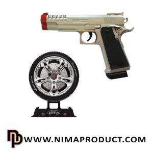 تفنگ و سیبل Sharp Shooter آیتم 2148