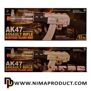 تفنگ AK47 مدل LX 7622B