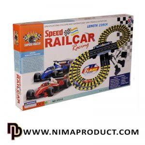 ریسینگ Railcar Speed آیتم 07212