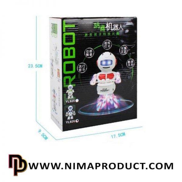 ربات موزیکال مدل Robot Pioneer 1