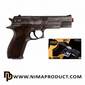 تفنگ کلت ترقه ای گانهر مدل Police 45.1
