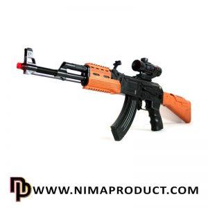 تفنگ کلاش مدل AK-7744B