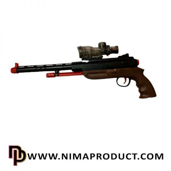 تفنگ تیر ژله ای و ابری مدل Shotgun 03.1