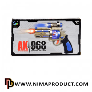 تفنگ موزیکال مدل AK968