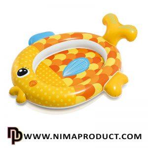 استخر بادی ماهی طلایی اینتکس مدل 57111