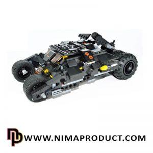 لگو دکول مدل Super Heros 7105