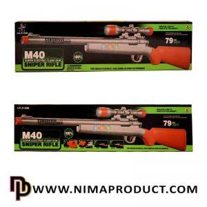 تفنگ موزیکال Sniper Rifle مدل 3122B