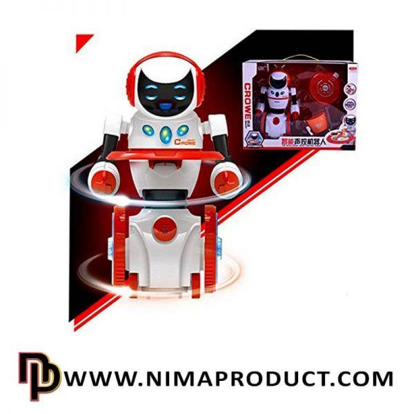 ربات پیشخدمت موزیکال آیتم 383.27