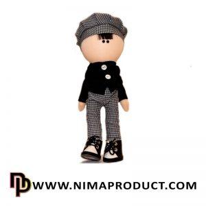 عروسک روسی پسر ولنتاین شماره 4