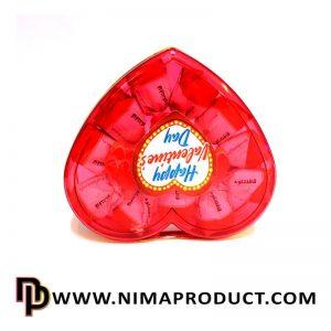 شکلات قلب بزرگ ولنتاین 2