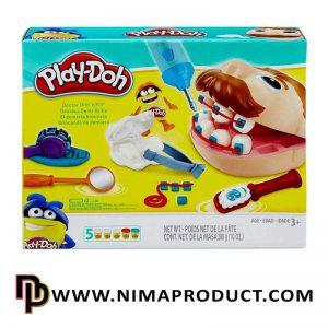 ست خمیربازی دندانپزشکی Play-Doh آیتم PD8605