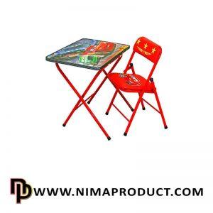 میز و صندلی تحریر هانیبال مدل مک کوئین