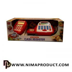 صندوق فروشگاهی همراه با کارت خوان آیتم 6118