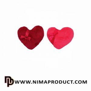عروسک قلب پاپیونی