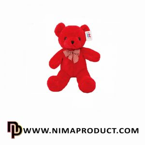 عروسک خرس قرمر dop