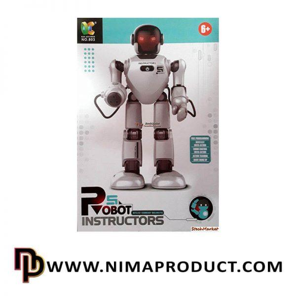 ربات کنترلی بزرگ آیتم 803