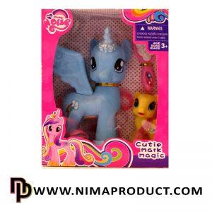 عروسک اسب پونی آیتم 340