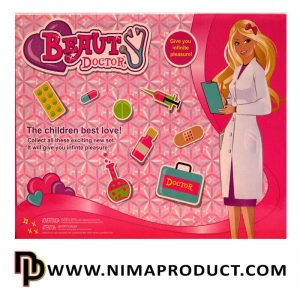 ست لوازم پزشکی مدل Beauty Doctor