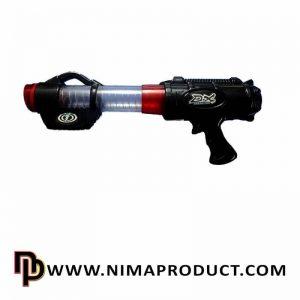 تفنگ پرتاب توپ مدل Super Shooter