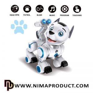 ربات سگ کنترلی مدل K10