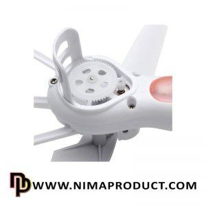 چرخ دنده کواد کوپتر سری X8 سایما