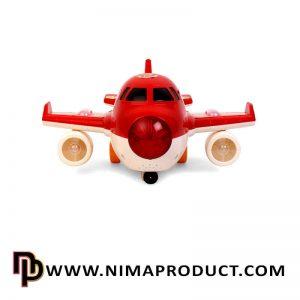 اسباب بازی هواپیما موزیکال مدل 4488