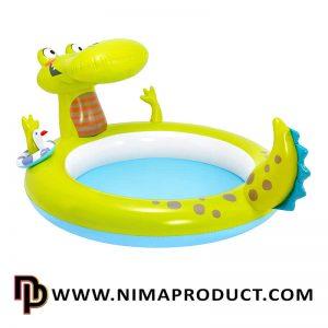 استخر بادی اینتکس طرح تمساح مدل 57431