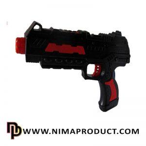 تفنگ تیر ژله ای آیتم 002