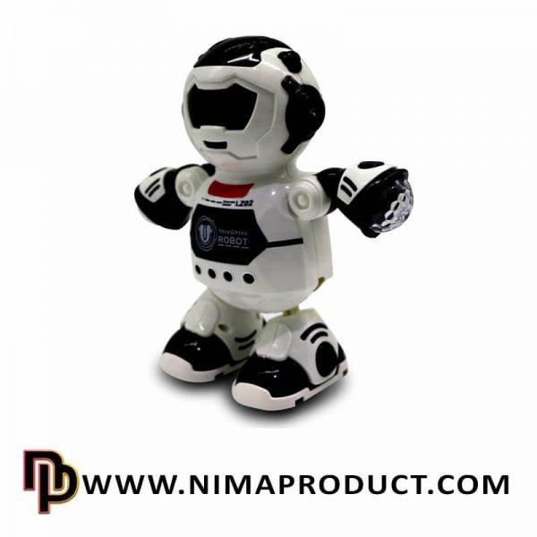 ربات موزیکال رقاص آیتم 6678.2