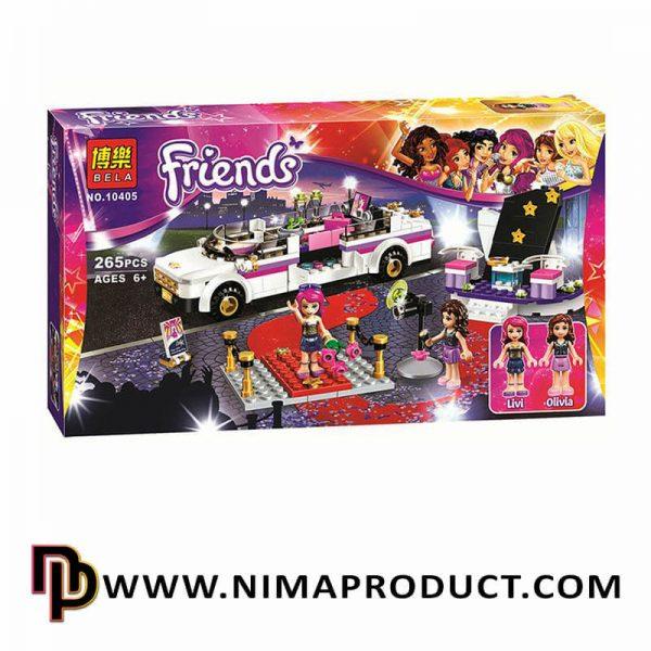 لگو سری Friends مدل 10405