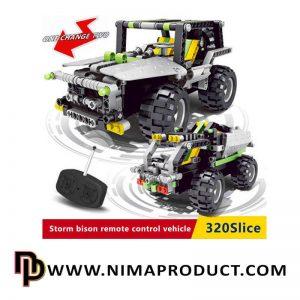 لگو ماشین مدل Storm Racing 6511