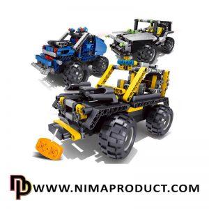 لگو ماشین مدل Storm Racing 6512