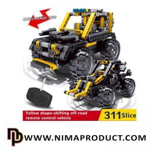 لگو ماشین مدل Storm Racing 6513