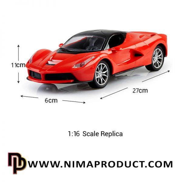ماشین کنترلی فراری Ferrari LaFerarri