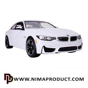 ماشین کنترلی مدل BMW M4 Coupe