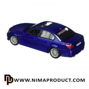 ماکت فلزی ماشین BMW M5