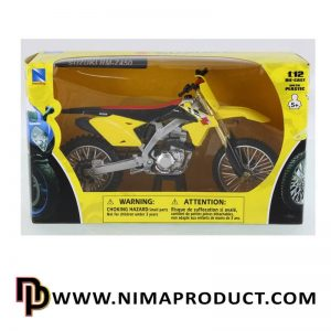 ماکت موتور سیکلت Suzuki RM-Z450