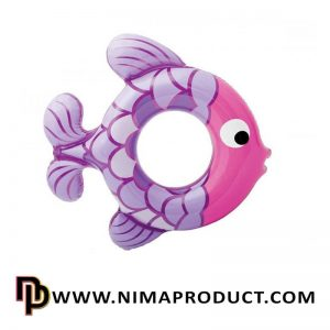 تیوپ بادی اینتکس طرح ماهی مدل 59222