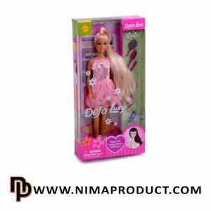 عروسک باربی دفا آیتم 8066
