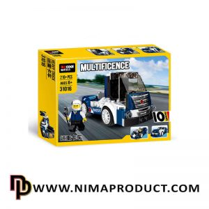 لگو ماشین دکول مدل 31016