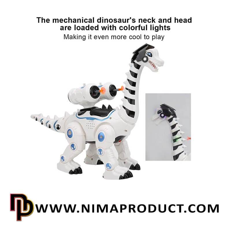 اسباب بازی ربات دایناسور کنترلی آیتم 0835