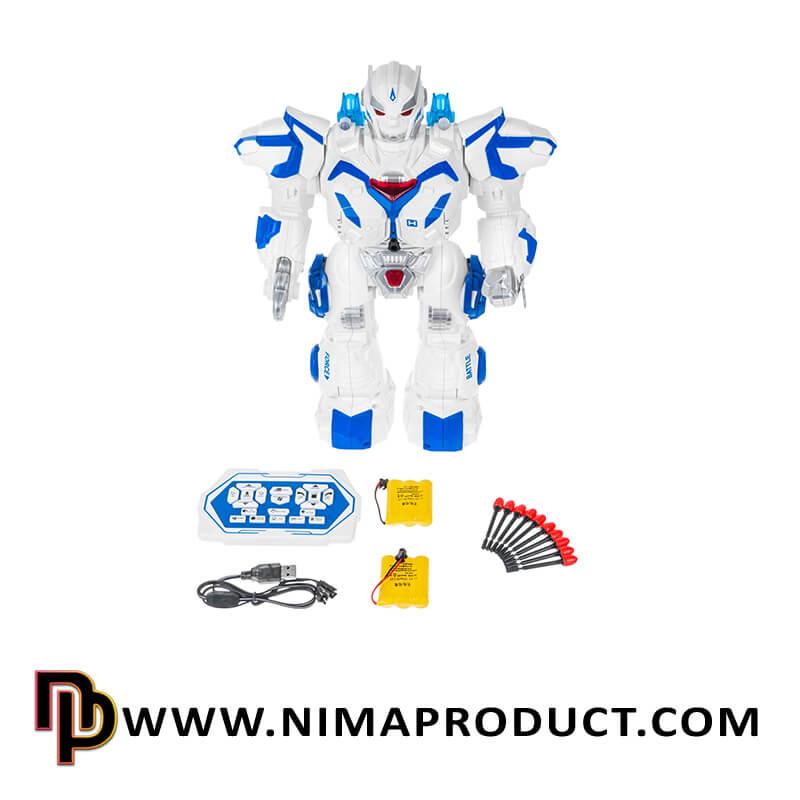 اسباب بازی ربات کنترلی بزرگ آیتم 6029