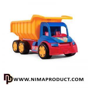اسباب بازی کامیون زرین تویز مدل F1