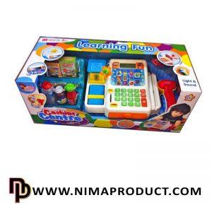 اسباب بازی صندوق فروشگاهی آیتم 34541
