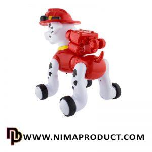 ربات کنترلی سگ های نگهبان مدل مارشال Marshall