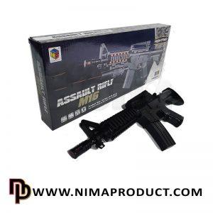 اسباب بازی تفنگ M16 موزیکال آیتم 929.50